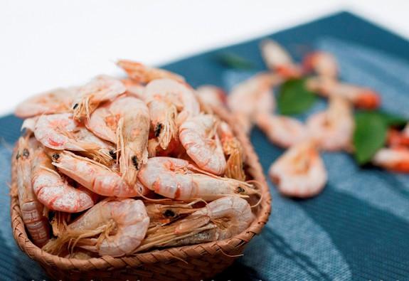 Tôm khô Cà Mau: Mang hương thơm của ánh nắng miền Tây…