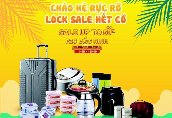 Lock&Lock chào hè siêu giảm giá 50%