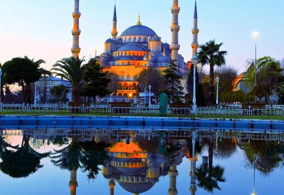 Istanbul: nơi văn hóa giao thoa