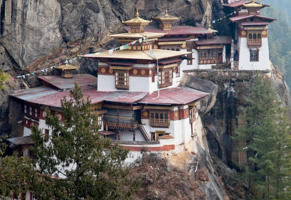 Bhutan – miền đất phúc