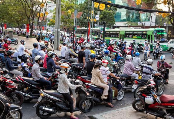 Google Maps ra mắt tuỳ chọn dành riêng cho xe máy tại Việt Nam