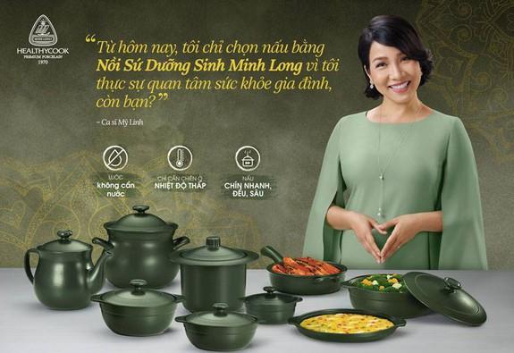 Sắm ngay một bộ nồi sứ dưỡng sinh Minh Long, tuyệt đối an toàn cho sức khoẻ