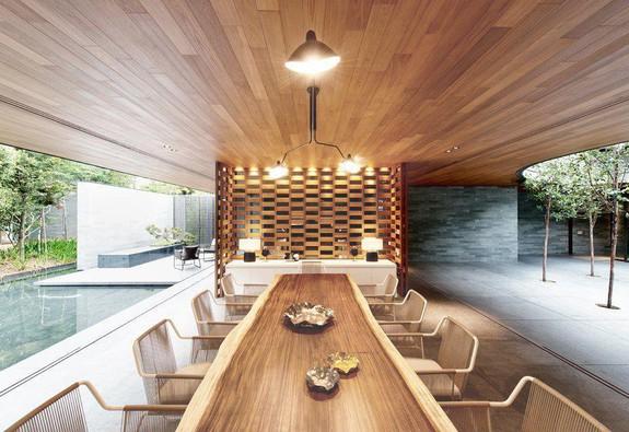 Dấu ấn của gỗ trong nội thất