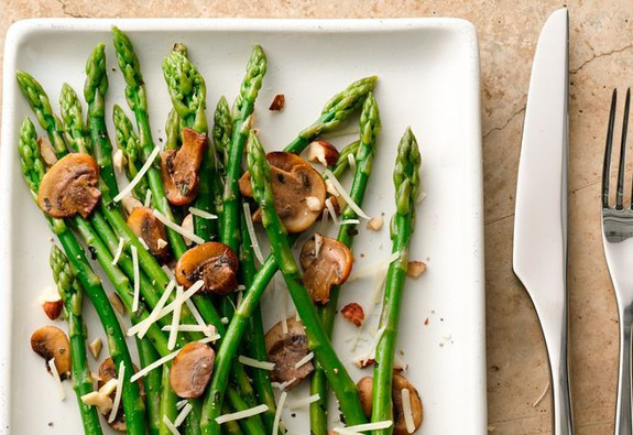 Măng tây: dễ chế biến và vô cùng bổ dưỡng