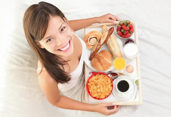Lợi ích từ việc ăn uống điều độ