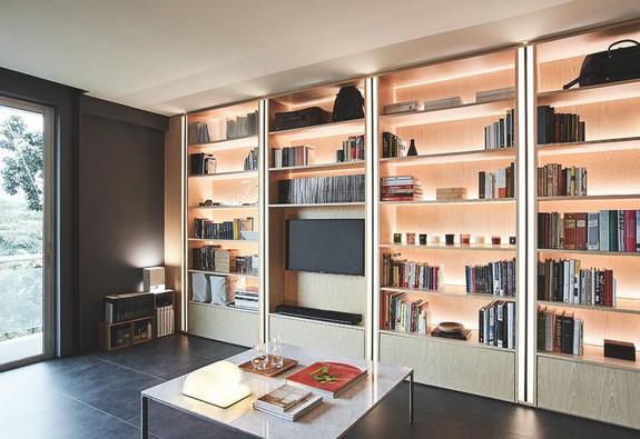 8 ý tưởng cho mảng tường treo TV