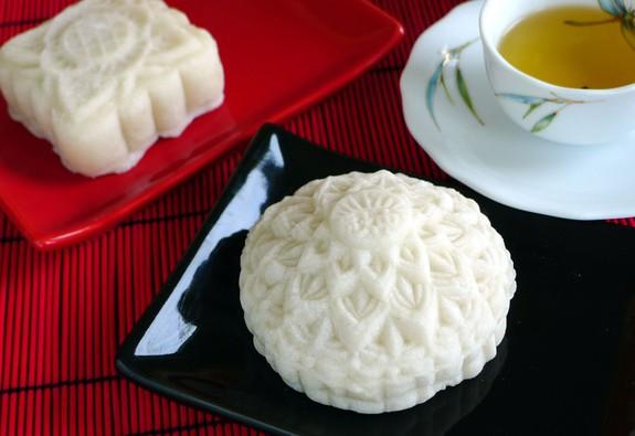 Bánh dẻo - chiếc bánh Trung thu thuần Việt