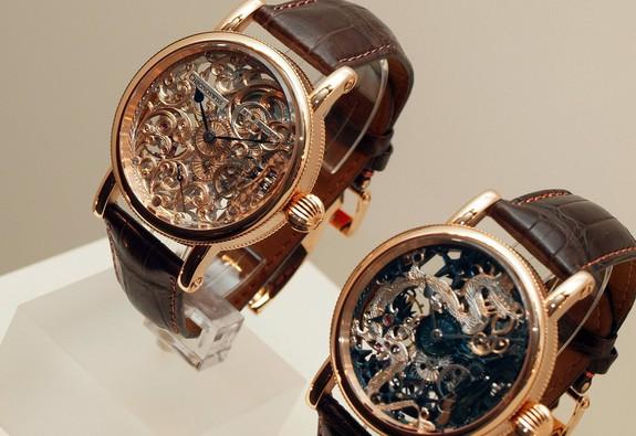 Chronoswiss: vẻ đẹp của những chiếc đồng hồ cơ