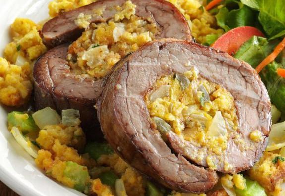 Tiệc tùng thực sự nhờ món ngon từ thịt bò