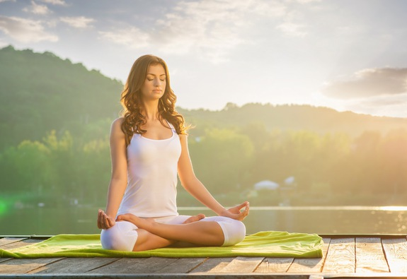 Những lợi ích tuyệt vời của tập yoga!