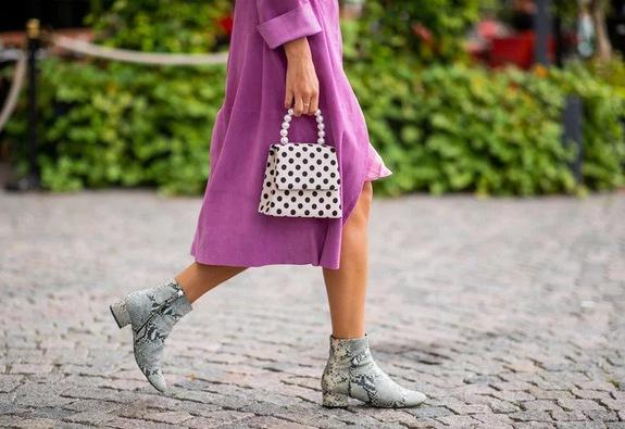 Một đôi boots cho cả mùa Thu Đông