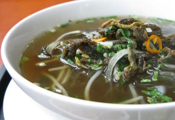 Miến lươn: món ngon của đồng đất quê nhà