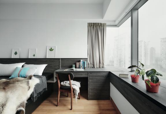 6 phòng ngủ theo phong cách Bắc Âu thanh lịch