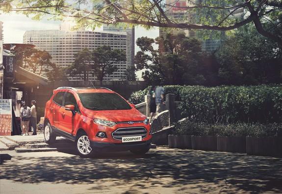 Ford Việt Nam đạt thị phần ấn tượng trong năm 2017