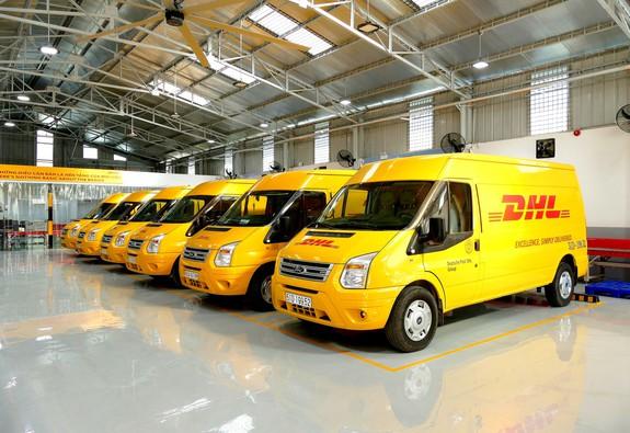 DHL khai trương Trung tâm khai thác mới tại Bình Dương