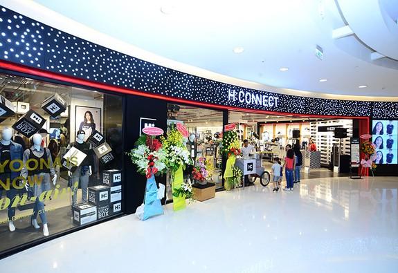 H:CONNECT khai trương cửa hàng thứ 2 tại Crescent Mall, TP.HCM