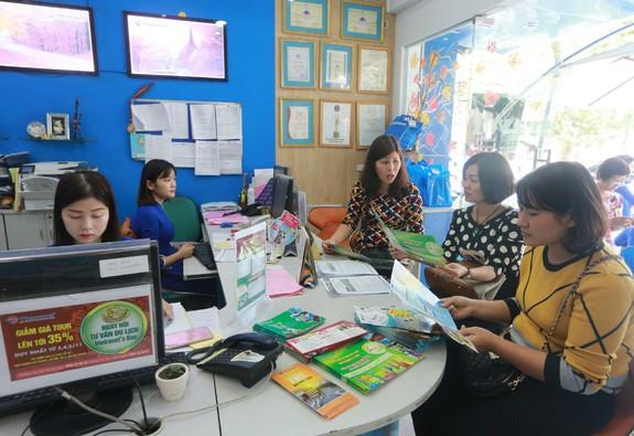 Vietravel Hà Nội khai trương văn phòng mới