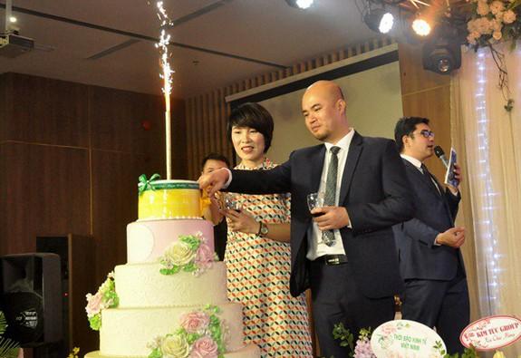Lễ kỷ niệm 3 năm thành lập của VQC Group