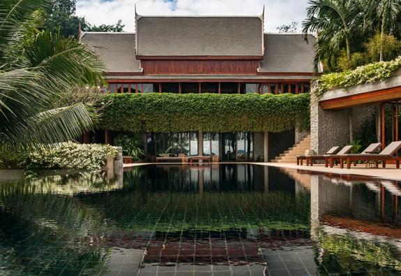 Amanpuri Phuket: tuần trăng mật an nhiên
