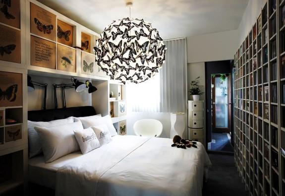 9 ý tưởng treo tranh cho mảng tường đầu giường