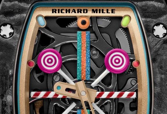 BST đồng hồ nhìn muốn… ăn của Richard Mile