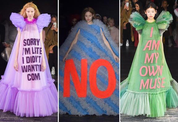 BST Viktor & Rolf: Khi meme biến thành thời trang cao cấp