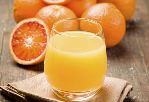 8 sự thật về nước cam