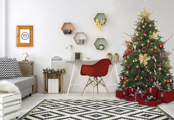 8 cách trang trí Giáng sinh tiết kiệm