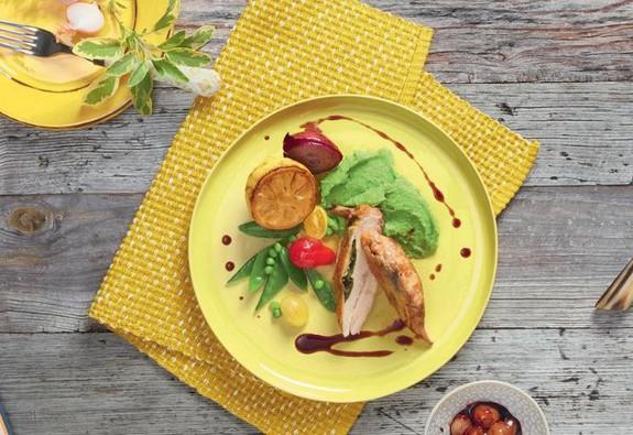 Thưởng thức thực đơn lấy cảm hứng từ ẩm thực California