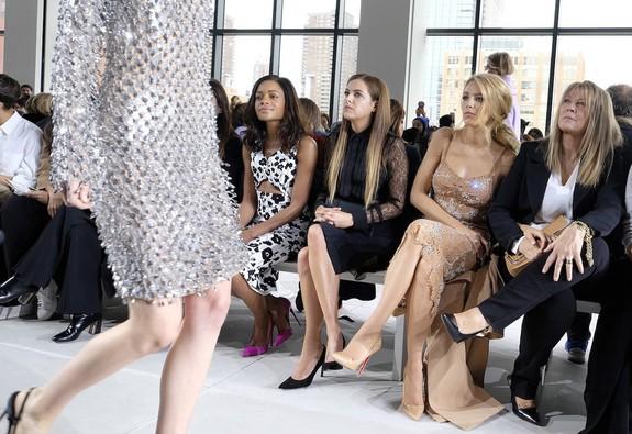 Quyền lực của hàng ghế đầu các show diễn thời trang