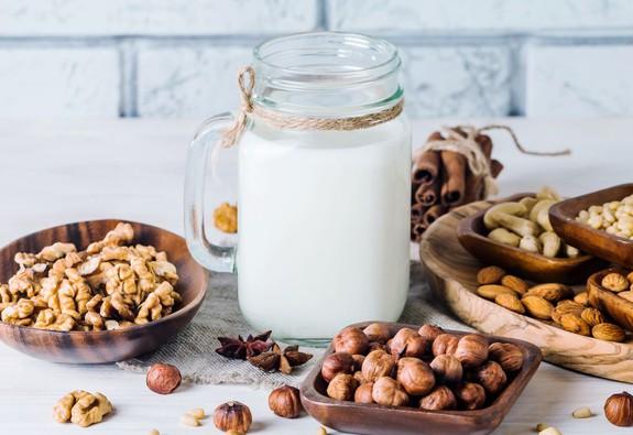 3 loại sữa hạt tốt nhất: cách làm tại nhà