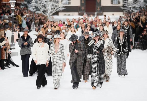 BST Thu - Đông 2019 của Chanel: lời tạm biệt tuyệt đẹp của Karl Lagerfeld
