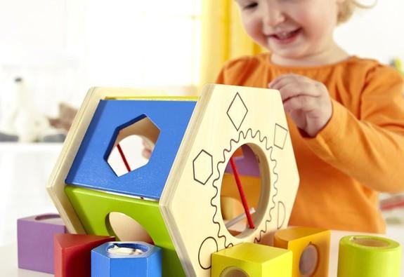 5 đồ chơi giúp cải thiện khả năng chung của trẻ