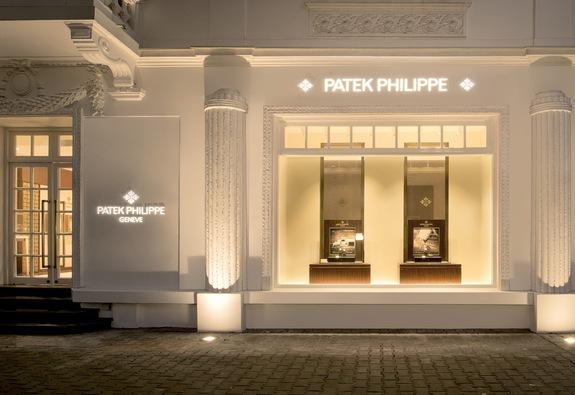 Patek Philippe chính thức khai trương boutique đầu tiên tại Việt Nam