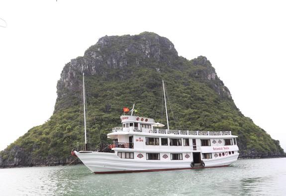 Oriental Sails – nơi gắn kết yêu thương