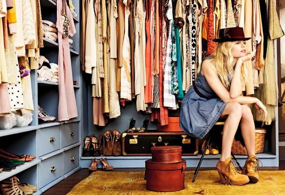 Những bí quyết để dọn dẹp tủ quần áo