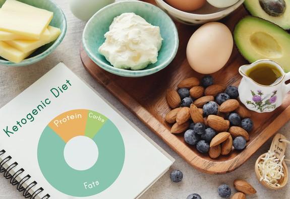 Cẩn trọng khi ăn kiêng giảm cân Keto