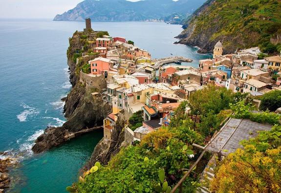 Vẻ đẹp lâu đời nước Ý trong 5 ngôi làng của Cinque Terre