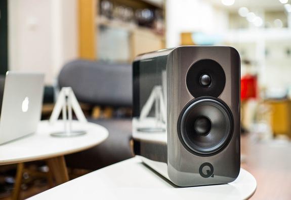 Loa hi-end Q Acoustics Concept 300 chính thức ra mắt tại Việt Nam