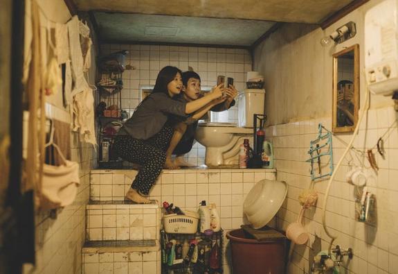 """""""Ký sinh trùng"""" đại diện Hàn Quốc tranh tài tại Oscar 2020"""