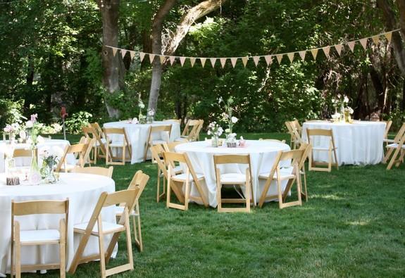 5 khoản chi cần cân nhắc nếu tổ chức tiệc cưới ngoài trời