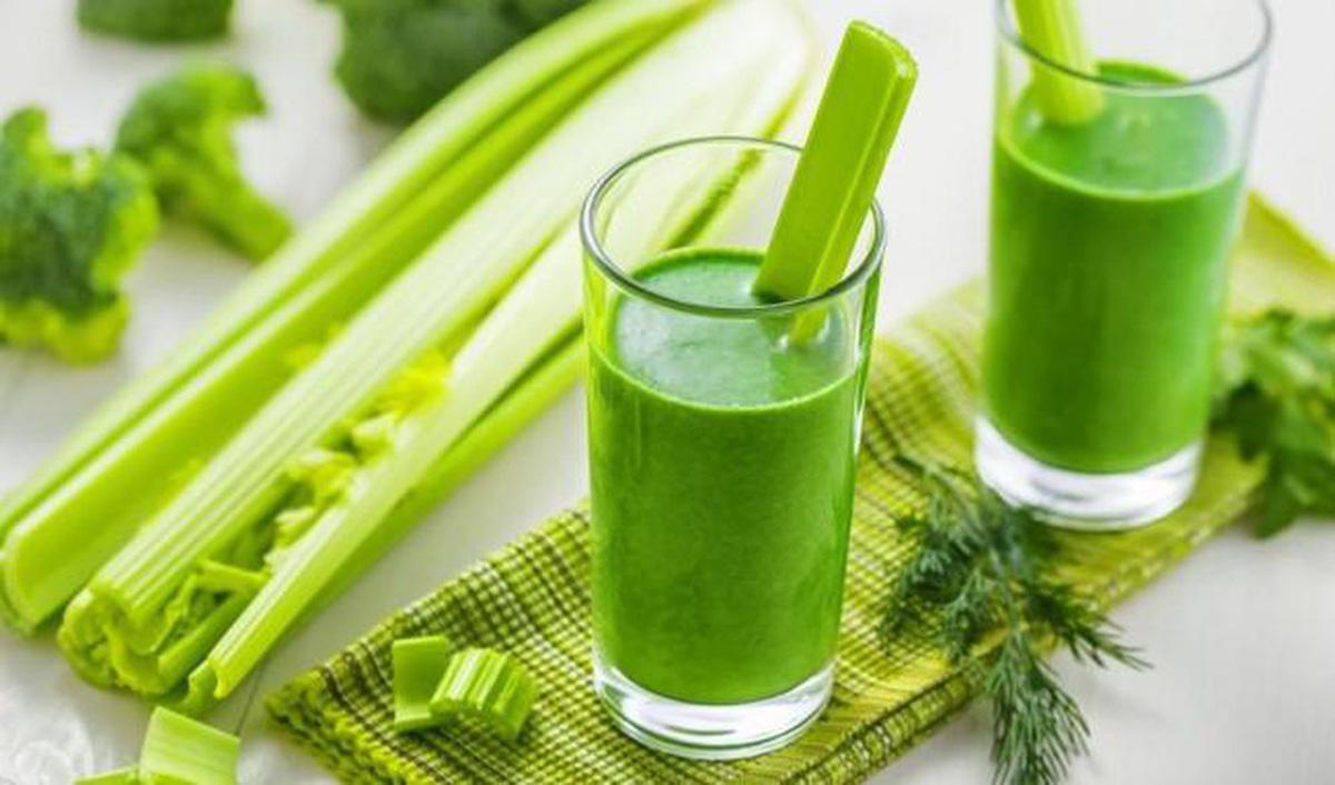 4 công thức nước ép cần tây giúp giảm cân | VnEconomy