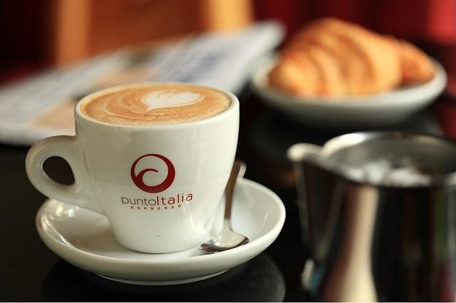 Có một nước Ý trong tách cà phê - Ảnh 2.