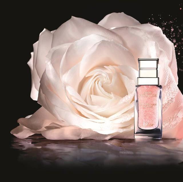 Dior Prestige La Micro-Huile De Rose – Tác động nhịp sinh học để trẻ hoá da - Ảnh 1.