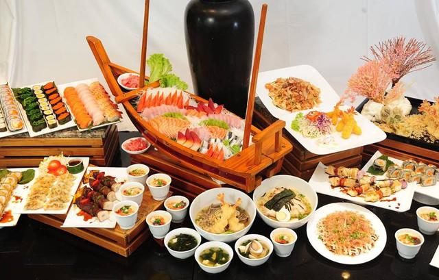 Konnichiwa Japan – Lễ hội buffet ẩm thực Nhật Bản tại Windsor Plaza - Ảnh 3.