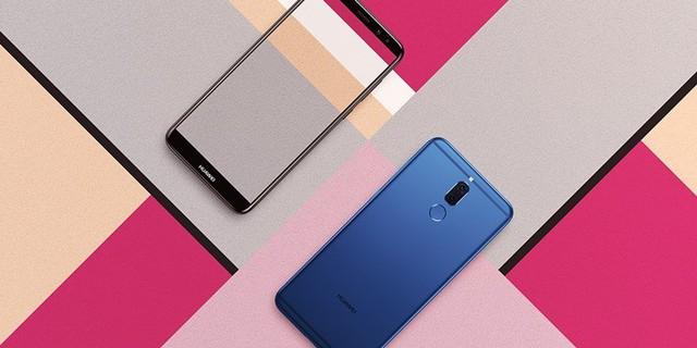 Huawei ra mắt Nova 2i màu xanh và tặng quà Giáng Sinh trị giá 500.000đ - Ảnh 2.