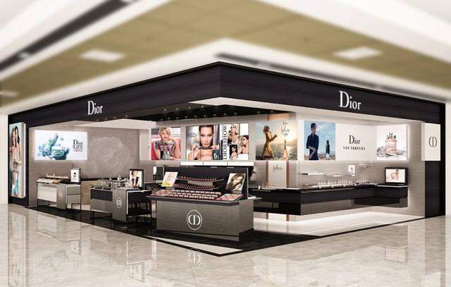 Dior khai trương Boutique lớn nhất Việt Nam - Ảnh 1.