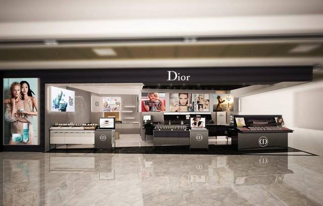 Dior khai trương Boutique lớn nhất Việt Nam - Ảnh 2.