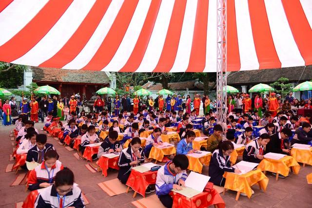Chung kết toàn quốc Cùng Đức Việt trở thành Trạng Nguyên tuổi 13 Lần thứ 3 – 2017 - Ảnh 1.