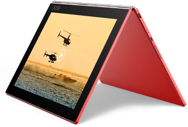Mua Lenovo Yoga Book đỏ được 3 triệu đồng quà - Ảnh 1.